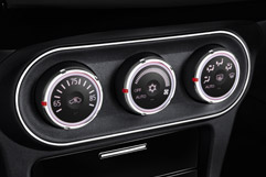 2014 Lancer automatic climate control