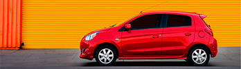 2014 Mitsubishi Mirage photos