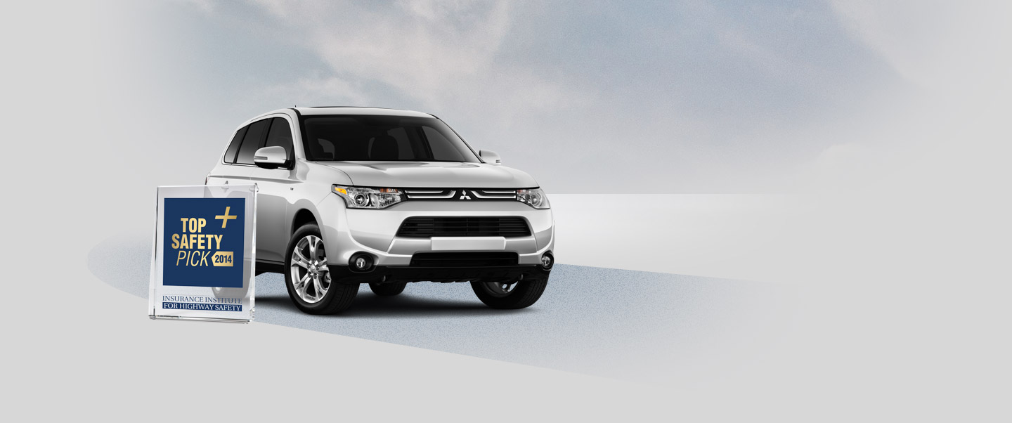 2014 Mitsubishi Outlander features