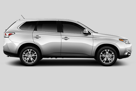 2014 Outlander impact safety