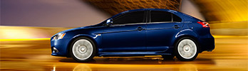 2014 Lancer Sportback photos