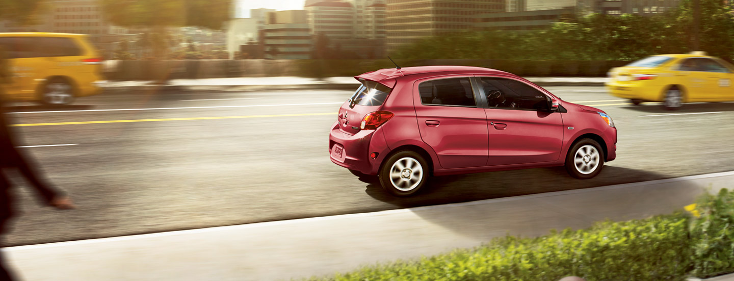 2015 Mirage 44 highway MPG