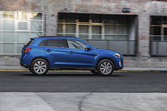 Outlander Sport 31 mpg highway