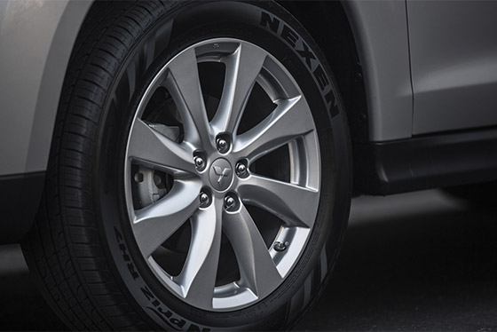 Outlander Sport active stability control
