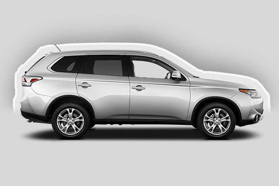 2015 Outlander impact safety