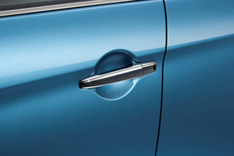 Door Handle Covers, Chrome