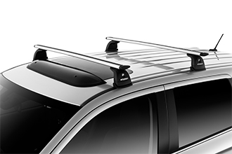 Roof Rack Kit (w. roof accommodations)