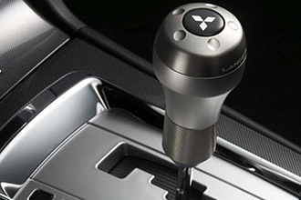 Lancer Aluminum Shift Knob