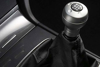 Lancer Aluminum Shift Knob (Manual Transmission)