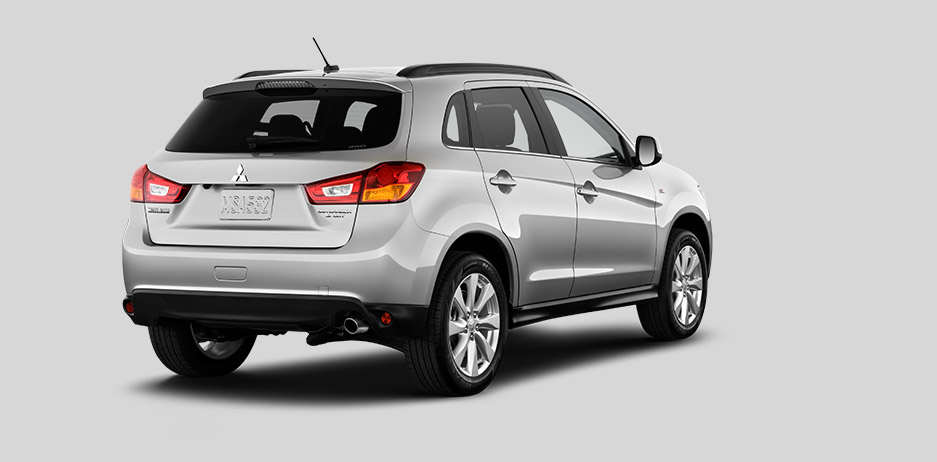 SEE THE MITSUBISHI OUTLANDER SPORT SUV IN DETAIL - INCLUDING 360 VIEWS ...