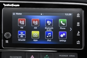 Display Audio with Smartphone link with support for Android Auto&trade; <ANDROID003> <sup>-</sup> <ICOWN007>