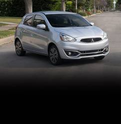 Mirage Vehicle Selection 2018 Mitsubishi Mirage
