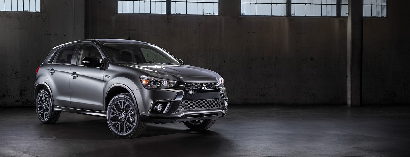 2018 Limited Edition Outlander Sport Homepage