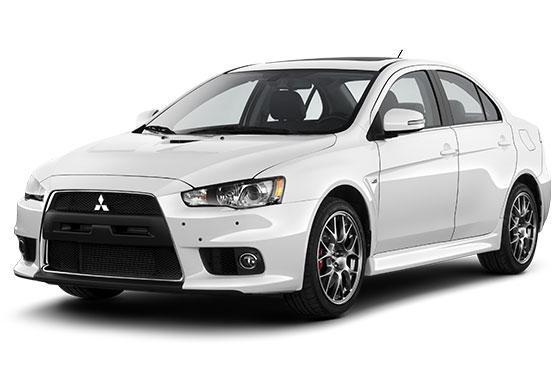 2015 Lancer Evolution aluminum front fenders and hood