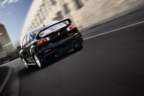 2015 Lancer Evolution dynamic and responsive handling