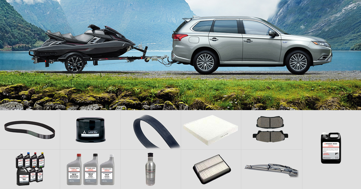 Mitsubishi Owners / Parts & Accessories - Value | Mitsubishi Motors