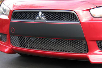 Decorative Front Bumper Black Film