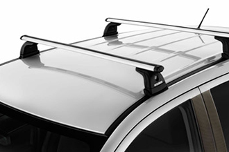 Roof Rack Kit with Factory Roof Accommodations, Fixed Point