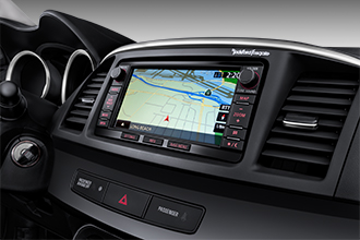 7-inch Touch Screen Navigation System
