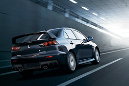 The Lancer Evolution lives and breathes performance.
