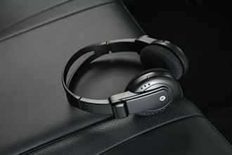 Rear Seat Entertainment Headphones