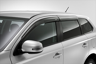 Side Wind Deflectors