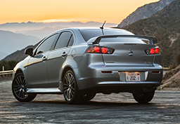 "Upgrade to GT for high-performance features like the sport-tuned suspension, 18"" alloy wheels and rear spoiler"