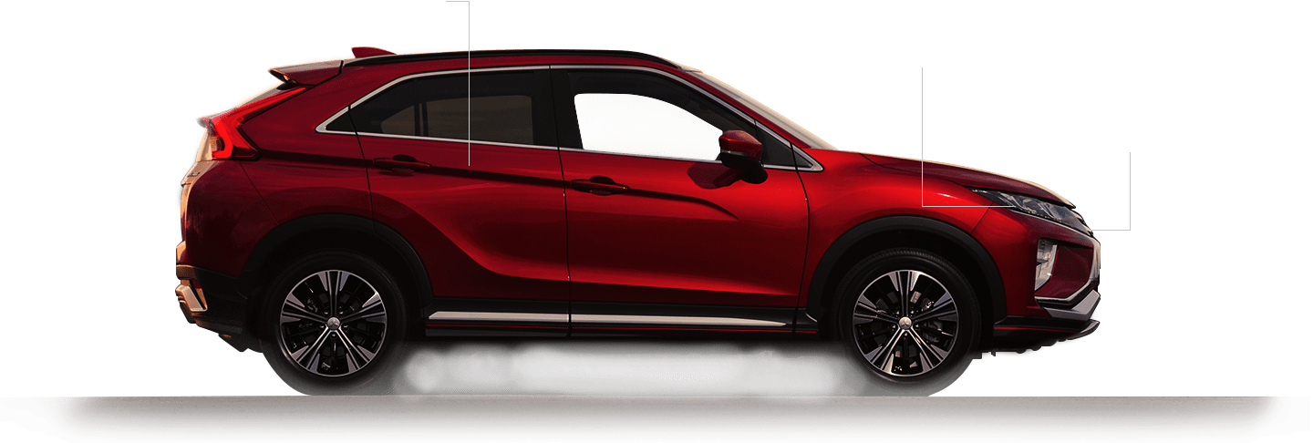Experience The Mitsubishi Eclipse Cross Mitsubishi Motors