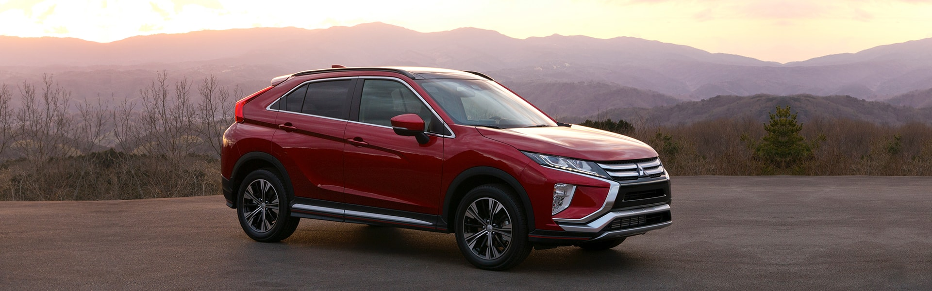 2018 mitsubishi eclipse cross. contemporary 2018 exterior sideview 2018 mitsubishi eclipse cross suv throughout mitsubishi eclipse cross e