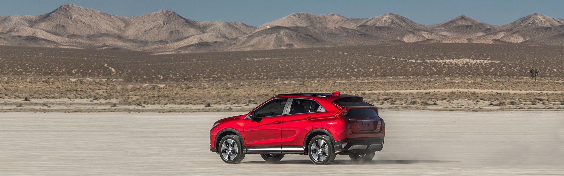Rally Red Exterior 2018 Mitsubishi Eclipse Cross 02
