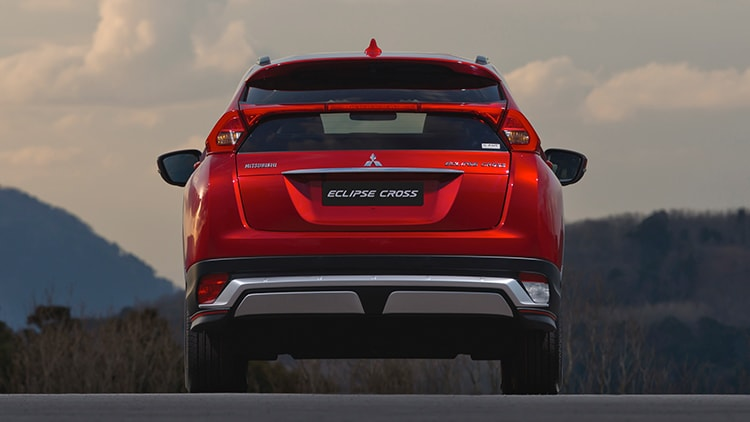 Tail Lights Trunk 2018 Mitsubishi Eclipse Cross