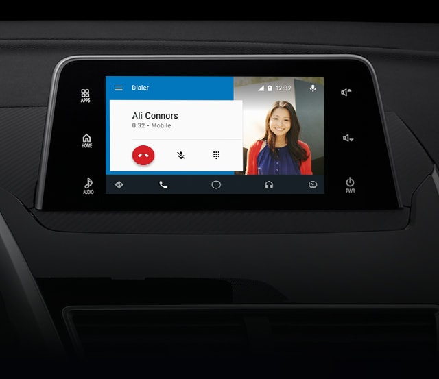 2018 Mitsubishi EclipseCross Features Technology Android Dialer