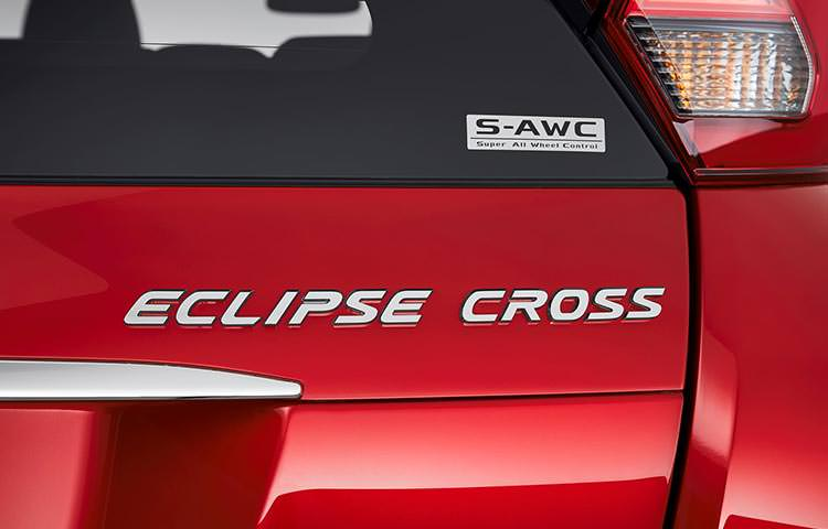 Take on any adventure in style with the sporty 2018 Eclipse Cross.