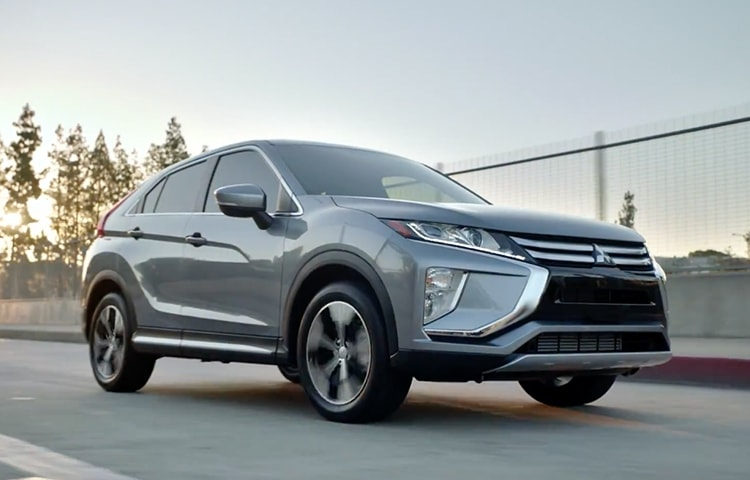 Mitsubishi Eclipse Cross 2018 Gallery Video 1