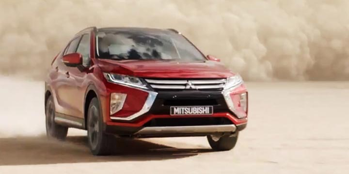Mitsubishi Eclipse Cross 2018 Gallery Video 4