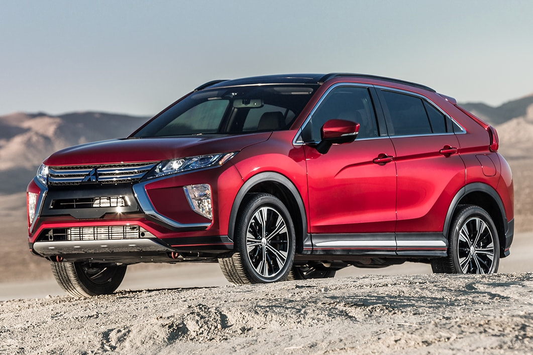 Mitsubishi Eclipse Cross Gallery front