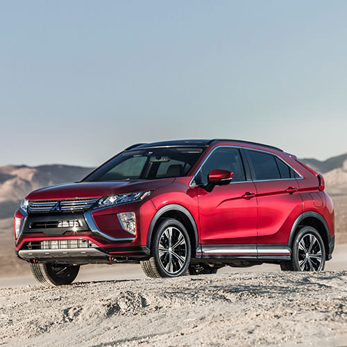 Eclipse Cross Mitsubishi 2018 Front