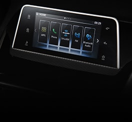 Smartphone Link Thin Display Audio System