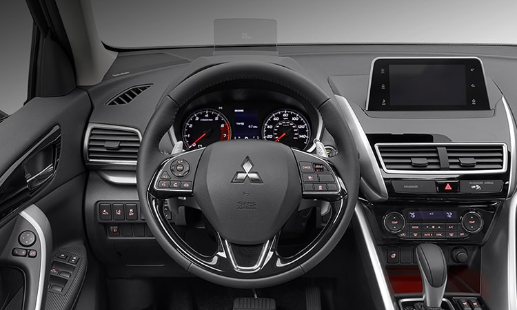 2018 Mitsubishi Eclipse Cross Costumize Interior