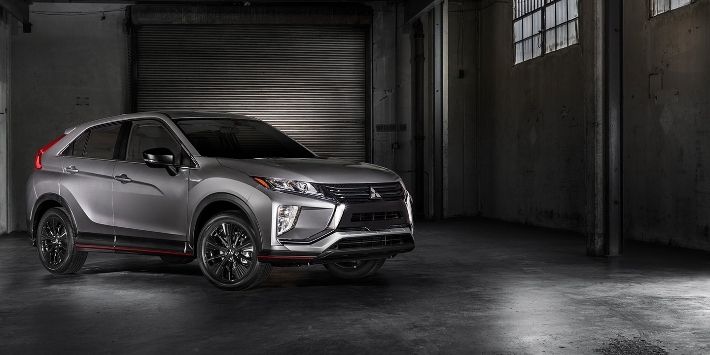 The Eclipse Cross LE stuns with exclusive style that earns its limited edition badging.