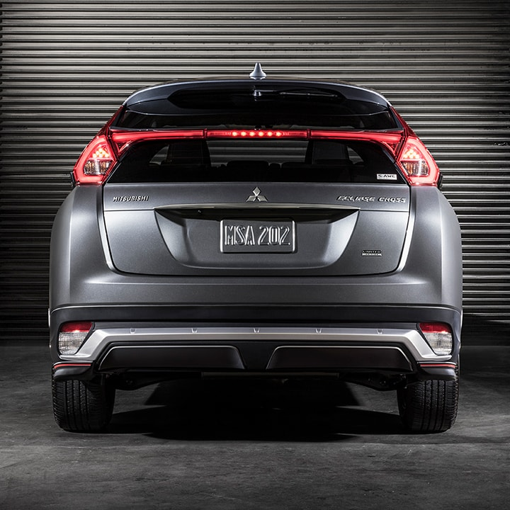 Always leave a lasting impression with the Eclipse Cross LE.