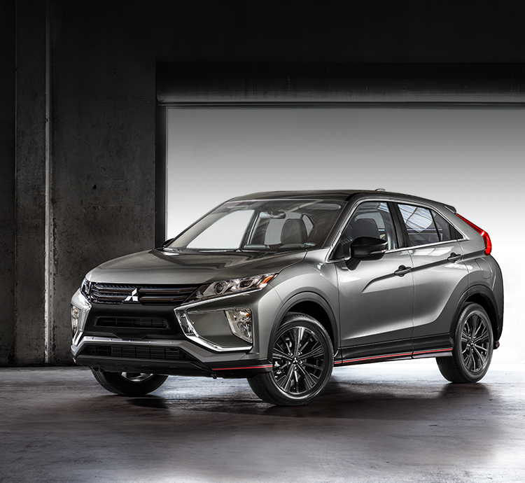 2018 Mitsubishi Eclipse Cross Limited Edition Mitsubishi Motors