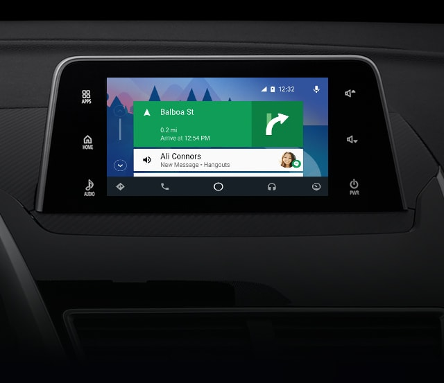 2019 Mitsubishi EclipseCross Features Technology Android Home