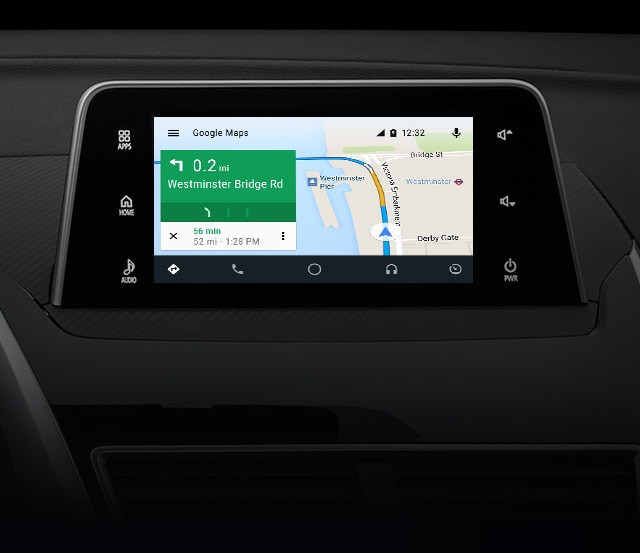 2019 Mitsubishi EclipseCross Features Technology Android Navigation