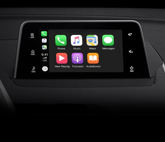 2019 Mitsubishi EclipseCross Features Technology Apple Carplay Home