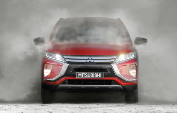 Eclipse Cross Promotional