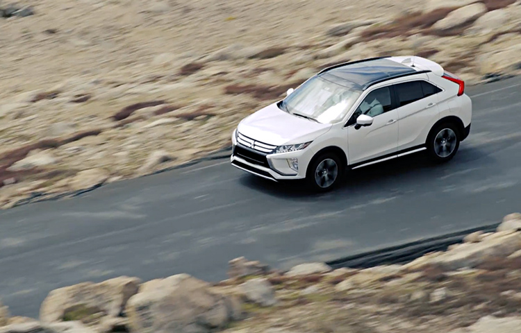 Eclipse Cross Vehicle Testing Video