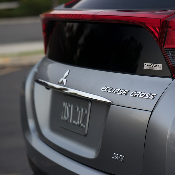 With its unique style, the 2019 Eclipse Cross is the very definition of distinct design.