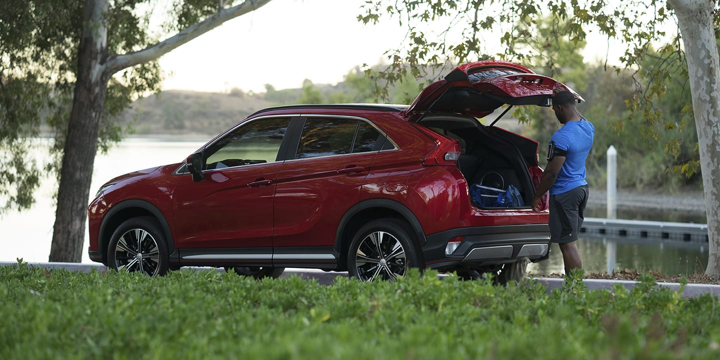 Mitsubishi Eclipse Cross Gallery Cargo Capacity o