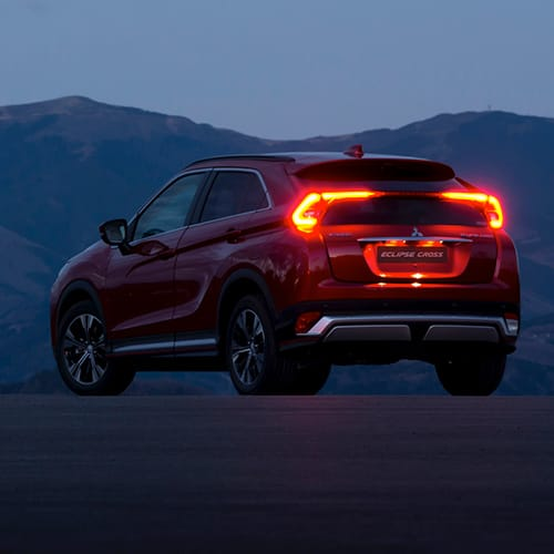 eclipse cross mitsubishi 2019 dark